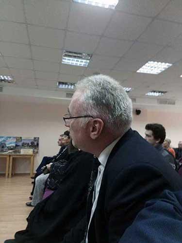 Академия ФСИН 21 ноября 2017 года.