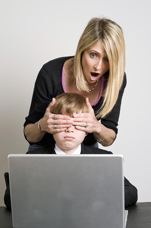 спасение детей от интернет угроз